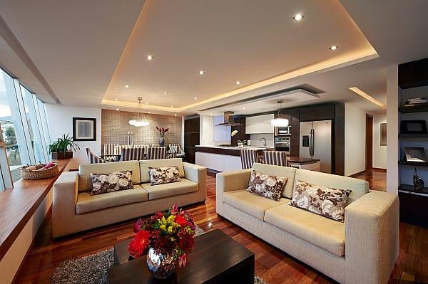 Natural solid timber flooring image