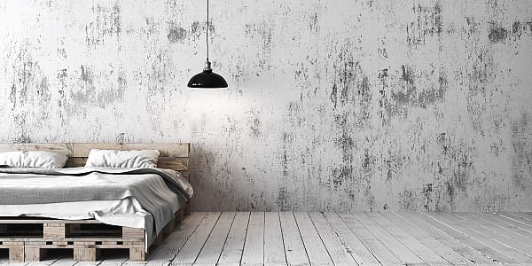 Recycled timber flooring idea