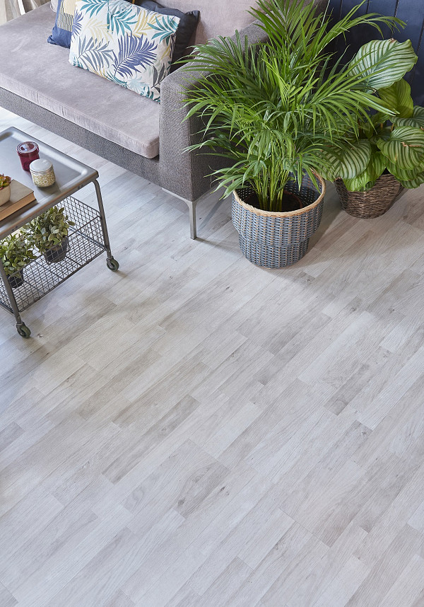 Hybrid flooring is a great solution image