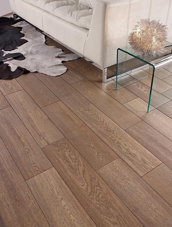 Laminate flooring gives a fresh look image