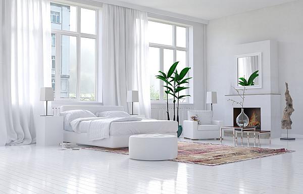 Full white image