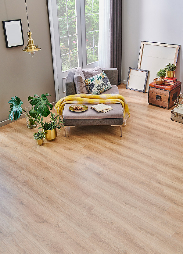 Hybrid flooring, great choice for house flooring image