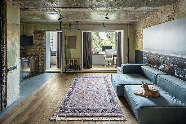Laminate flooring fits any interior image