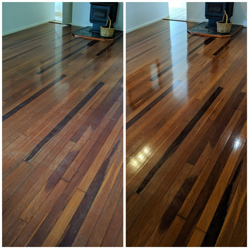 Floor Re-coat NO SANDING image