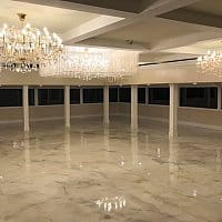 Architectural designer epoxy floors